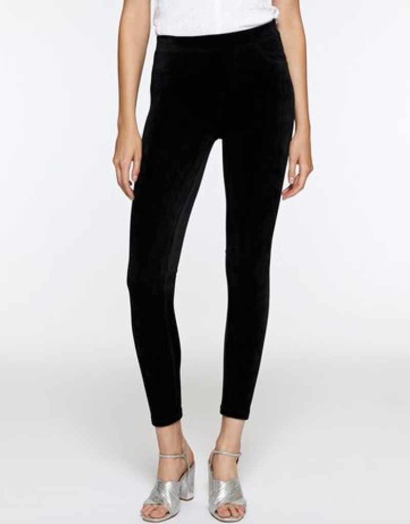 Velour Grease Leggings