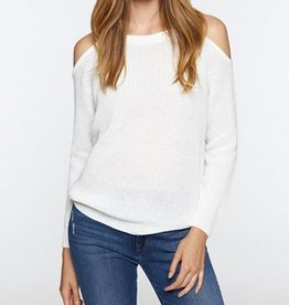 Riley Bare Shoulder Sweater