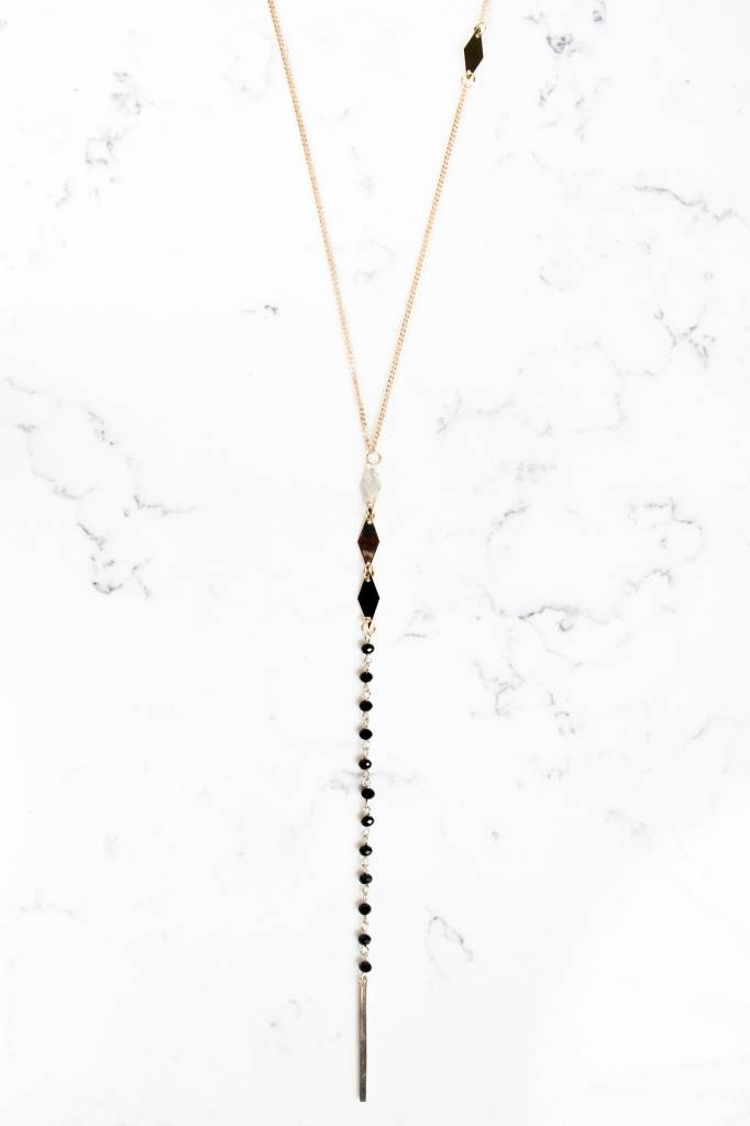 Rowen Necklace Gold