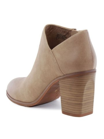 Kettle Taupe Bootie