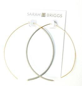 Lg. Wishbone Earring