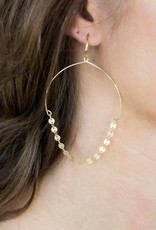 Fairley Gold Earring