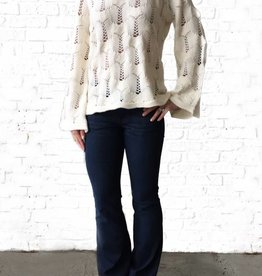 Ivory Megan Sweater