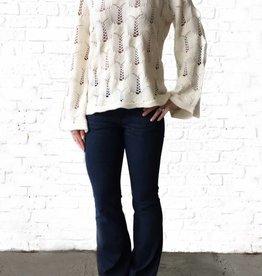 Ivory Megan Sweater
