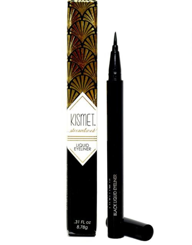 Streamlined Black Eyeliner Pen