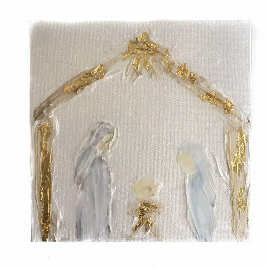 6X6 Nativity