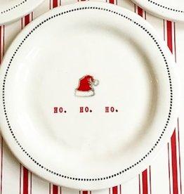 """6"""" Rd. Ho Ho Ho Dish"""