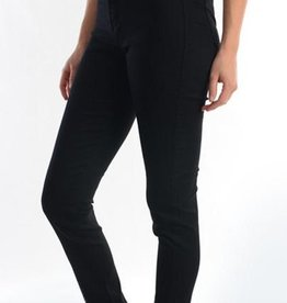 Highwaisted Black Skinny