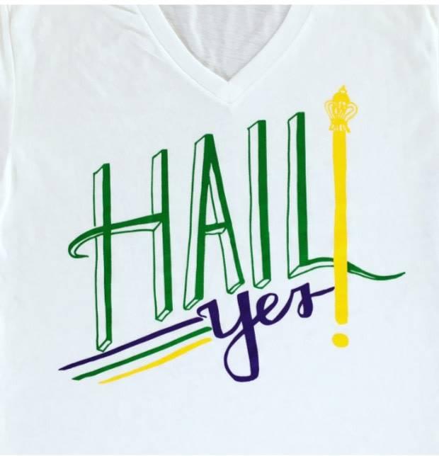 Hail Yes V-Neck