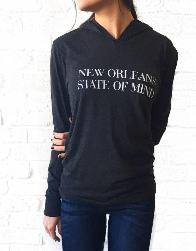 New Orleans State Of Mind Hoodie