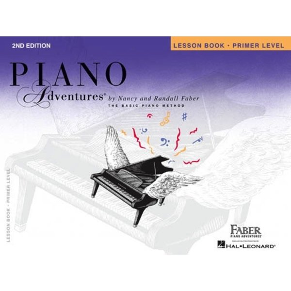 Faber Piano Adventures Faber Piano Adventures® Primer Level Lesson Book 2nd Edition