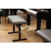 """Hidrau Model Hidrau Model 30"""" Leather Hydraulic Adjustable Piano Bench"""
