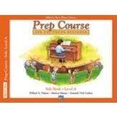 Alfred Music Alfred's Basic Piano Prep Course Solo Book A
