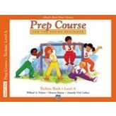 Alfred Music Alfred's Basic Piano Prep Course Technic Book A