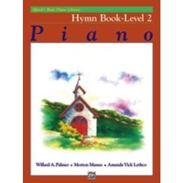Alfred Music Alfred's Basic Piano Course: Hymn Book 2