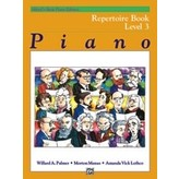 Alfred Music Alfred's Basic Piano Course: Repertoire Book 3