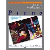 Alfred Music Alfred's Basic Piano Course: Fun Book Complete 1 (1A/1B)