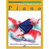 Alfred Music Alfred's Basic Piano Course: Recital Book 3
