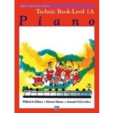 Alfred Music Alfred's Basic Piano Course: Technic Book 1A