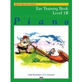 Alfred Music Alfred's Basic Piano Course: Ear Training Book 1B
