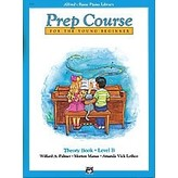 Alfred Music Alfred's Basic Piano Prep Course: Theory Book B