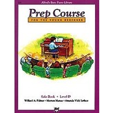 Alfred Music Alfred's Basic Piano Prep Course: Solo Book D