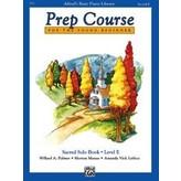 Alfred Music Alfred's Basic Piano Prep Course: Sacred Solo Book E