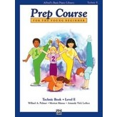 Alfred Music Alfred's Basic Piano Prep Course: Technic Book E