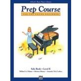 Alfred Music Alfred's Basic Piano Prep Course: Solo Book E