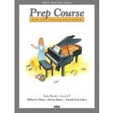 Alfred Music Alfred's Basic Piano Prep Course: Solo Book F