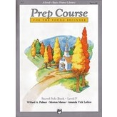 Alfred Music Alfred's Basic Piano Prep Course: Sacred Solo Book F