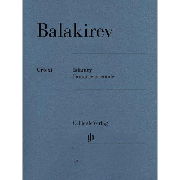 Balakirev Islamey