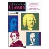 Alfred Music Favorite Classics: Solo, Book 1