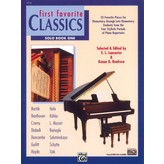 Alfred Music First Favorite Classics: Solo, Book 1