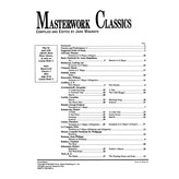 Alfred Music Masterwork Classics, Level 3