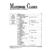 Alfred Music Masterwork Classics, Level 4