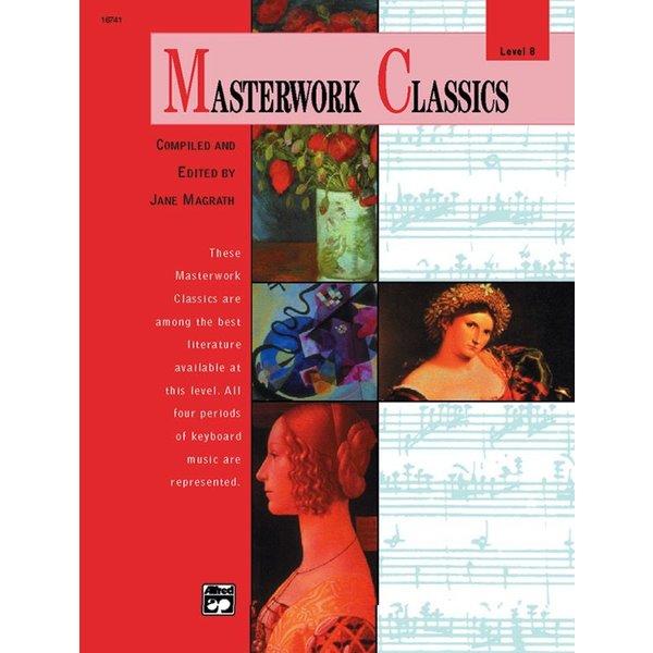 Alfred Music Masterwork Classics, Level 8