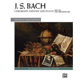 Alfred Music Chromatic Fantasy and Fugue, BWV 903