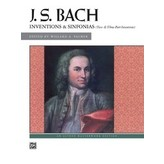 Alfred Music Inventions & Sinfonias (Two- & Three-Part Inventions)
