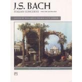 Alfred Music J.S. Bach - Italian Concerto