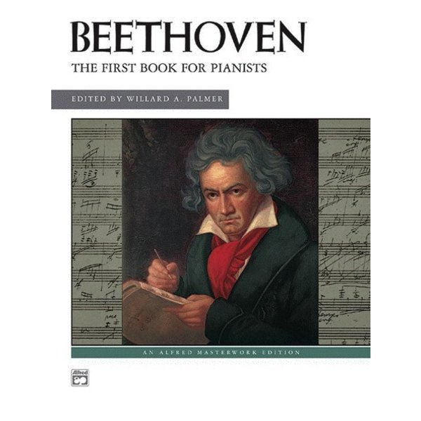 Alfred Music Beethoven - First Book for Pianists