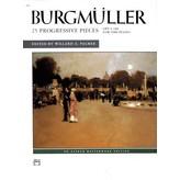 Alfred Music Burgmüller - 25 Progressive Pieces, Opus 100
