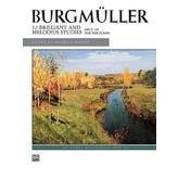 Alfred Music Burgmüller - 12 Brilliant Studies, Opus 105