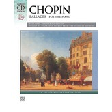 Alfred Music Chopin - Ballades Book & CD
