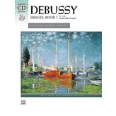 Alfred Music Debussy - Images, Book 1