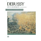 Alfred Music Debussy - Deux Arabesques for the Piano