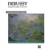 Alfred Music Debussy - Douze Études