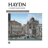 Alfred Music Haydn - 12 Short Piano Pieces