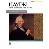 Alfred Music Haydn - The Complete Piano Sonatas, Volume 1