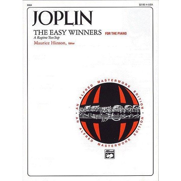 Alfred Music Joplin - The Easy Winners